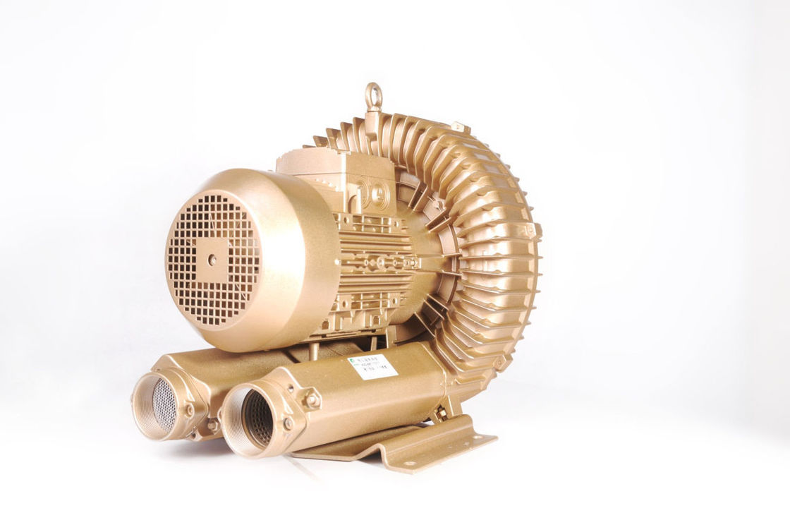 Turbo Regenerative Vacuum Blower For Feeder Equiqment 18.5KW 21.3kw