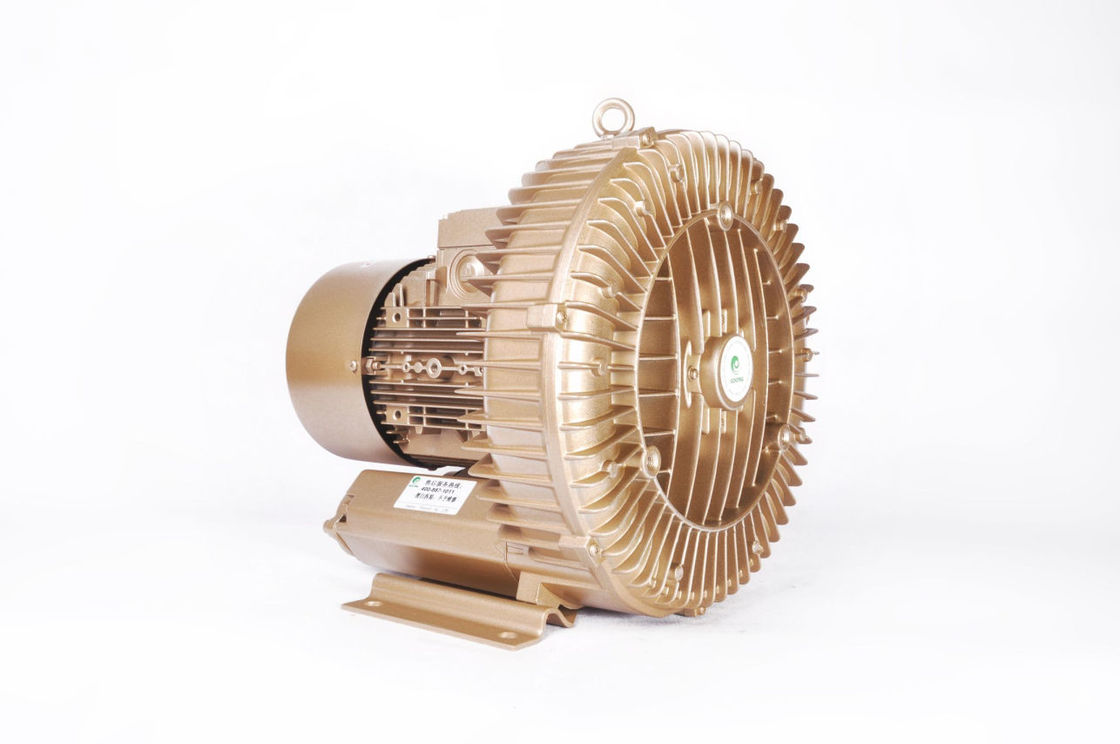 2.2kw High Pressure Ring Air Blower For PCB / Printed Circuit Boards Drying